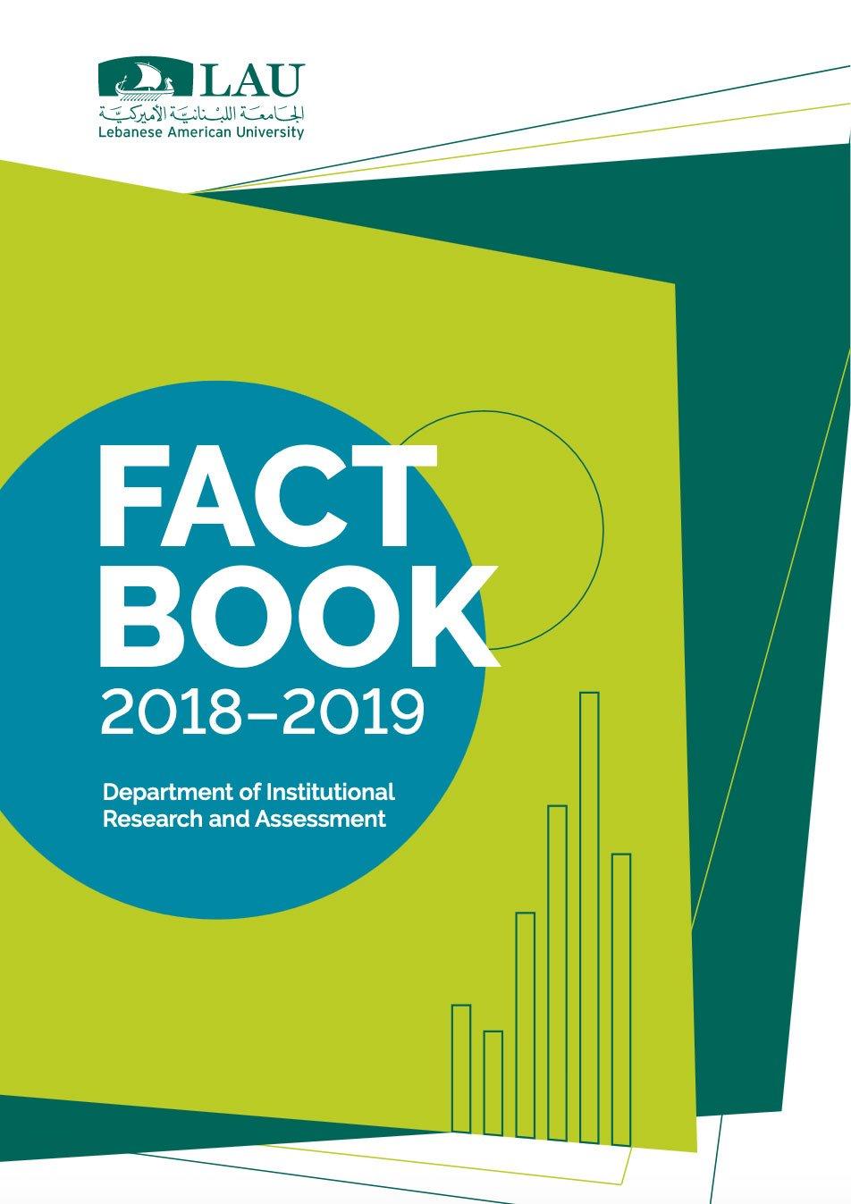 LAU Fact Book 2018-2019 Photo